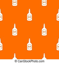 Rum pattern seamless
