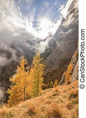 rumania, bucegi, montañas