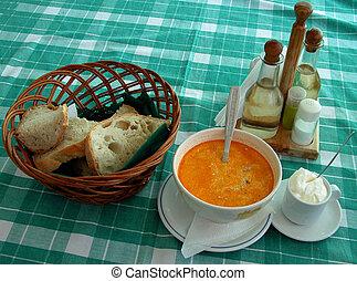 rumano, restaurante