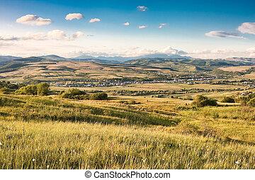 rumeno, villaggio