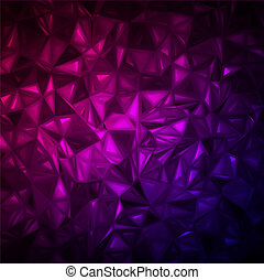 Rumpled abstract background. EPS 8
