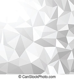 Rumpled abstract background. EPS 8 vector file included