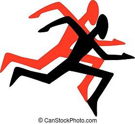 Run speed