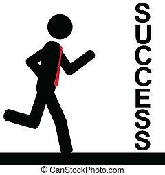 Run to success