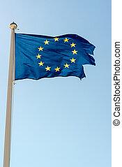 rundown, zrzeszeniowa bandera, europejczyk