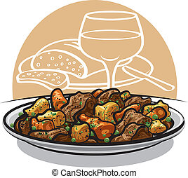 rundvlees stew