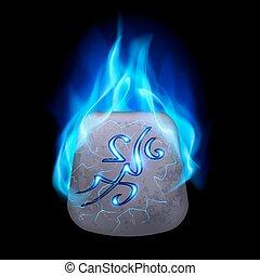 Runic stone