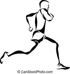 Runner Accent
