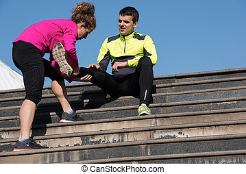 runner knee injury