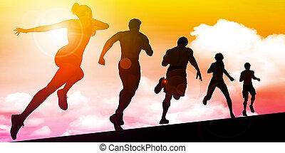 Running Abstract