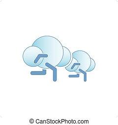 Running Clouds