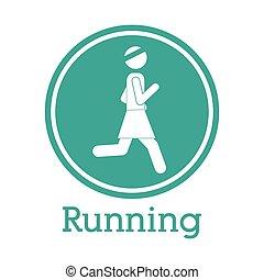 Running design