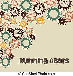 running gears