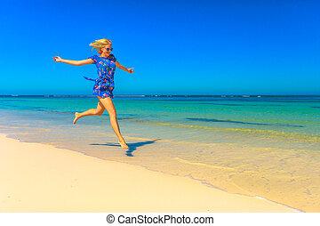 Running in Cervantes WA