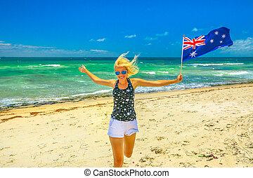 Running in Western Australia