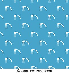 Running water pattern vector seamless blue repeat for any...
