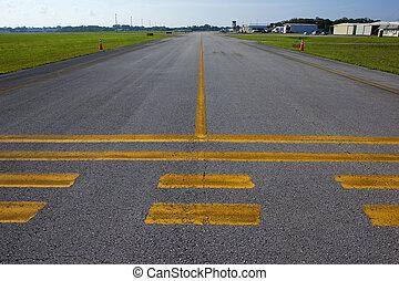 Runway - Airport runway