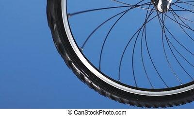 ruota, Bicicletta