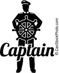 ruota, lavoro, capitano, direzione, titolo