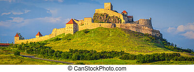 Rupea Fortress, Transylvania - Rupea fortress is in Brasov ...