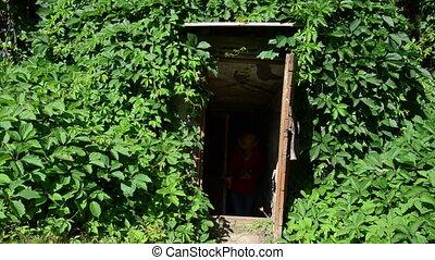 rural basement woman - from rural basement coming blonde...