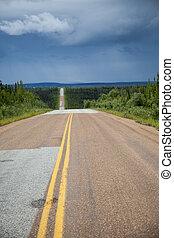 Rural Highway Traveling