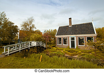 petite maison hiver hollandais hiver surgel maison photos de stock rechercher des. Black Bedroom Furniture Sets. Home Design Ideas