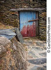 Rural House detail