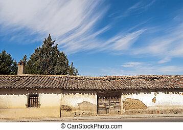 Rural house, Spain