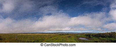 Rural Landscape in Northern California