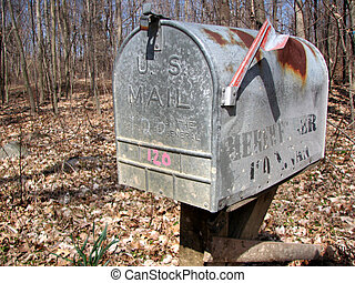 Mailbox - Rural Mailbox
