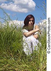 Rural portrait