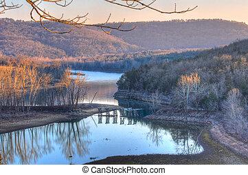 Rural River Valley