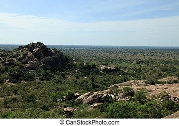 Rural Uganda, Africa