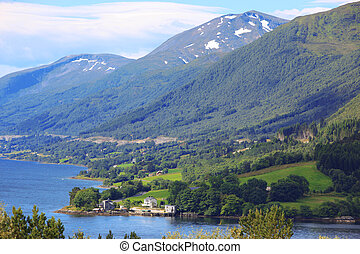 rurale, norvegia, classico