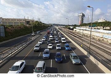 Rush Hour Traffic