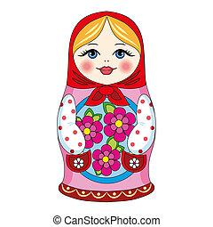 ruský panenka