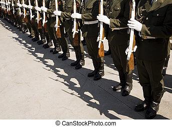 ruski, armia