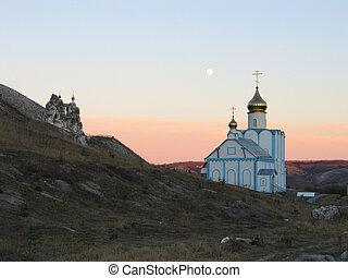 ruso, iglesia