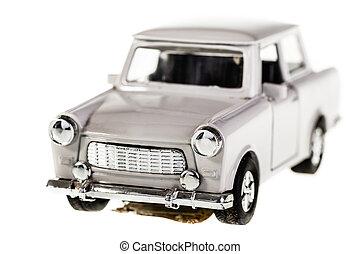 russe, voiture, jouet