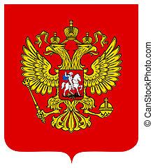 russia, 武器的上衣