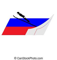 russia-4, オリンピック大会