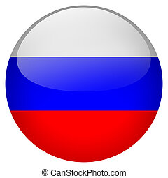 Russia Button