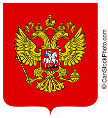 Russia Coat of Arms - Russia coat of arms, seal or national...
