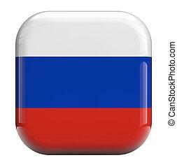 Russia flag symbol