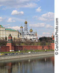 russia., moscow., kremlin