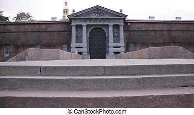 Peter and Paul Fortress - Russia, St. Petersburg, Peter and...