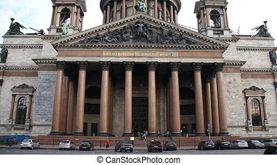 Saint Isaac Cathedral - Russia, St. Petersburg, Saint Isaac...