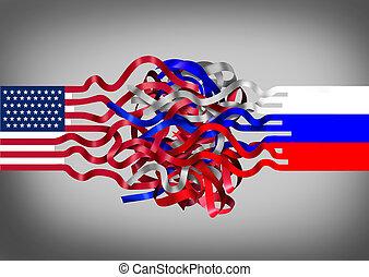 Russia United States Crisis