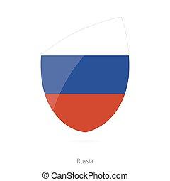 russia., vlag